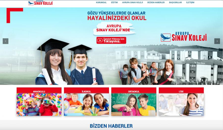 Avrupa Sınav Koleji sosyal medya - Avrupa Sınav Koleji sosyal medya